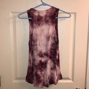 American Eagle Outfitters Tops - American Eagle Wash Dye Tank Top